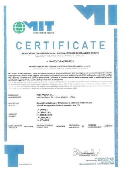 certificatoprodotti